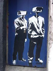 camera-head stencils