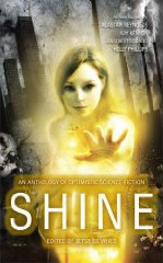 Shine anthology jacket artwork