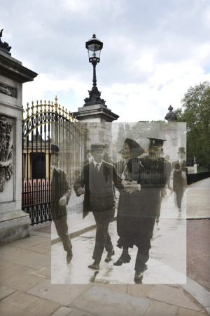 London Museum archive photo augmented reality app