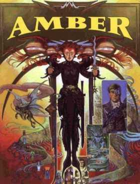 Amber Diceless RPG cover