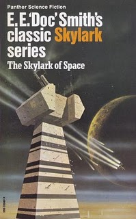 "The Skylark of Space by EE ""Doc"" Smith"