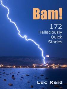 Bam! by Luc Reid
