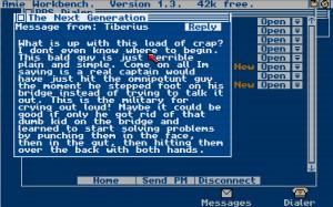 Digital: A Love Story screenshot