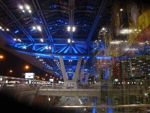Bangkok Airport, exterior