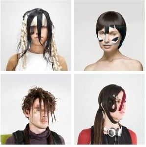CVdazzle make-up and haircuts for fooling facial recognition software