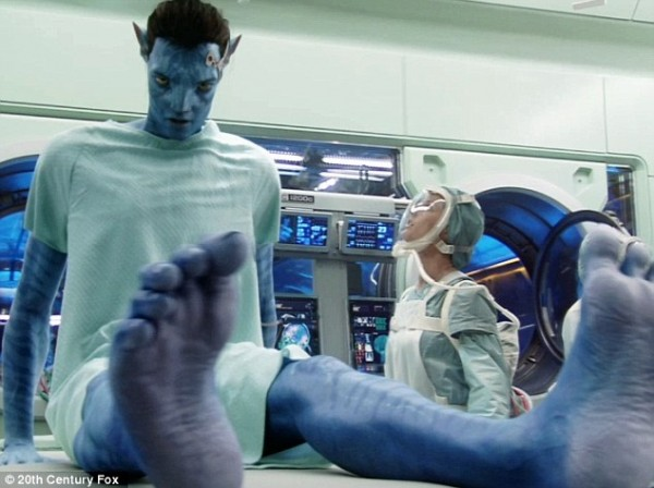 Still from the movie Avatar