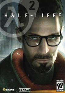 Package art for Halflife 2