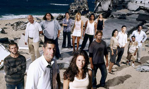 promo shot for Lost
