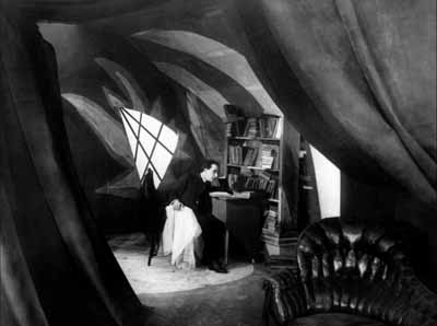 Still from The Cabinet of Doctor Caligari