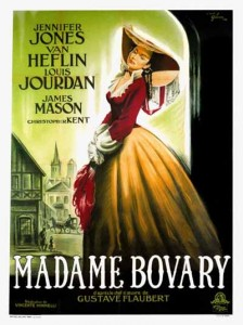 Madame Bovary film poster