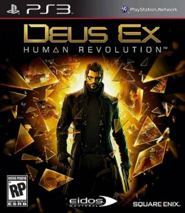 Packshot for Deus Ex: Human Revolution
