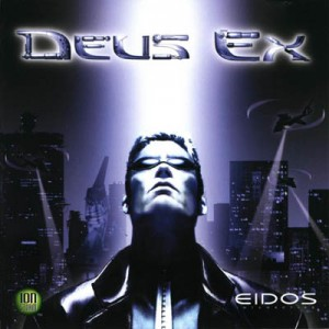 Packshot for the original Deus Ex