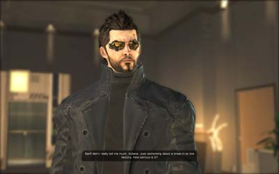 Deus Ex: Human Revolutions screengrab